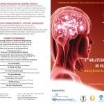 8th Malaysian conference on healthy Ageing Kuala Lumpur Malaysia