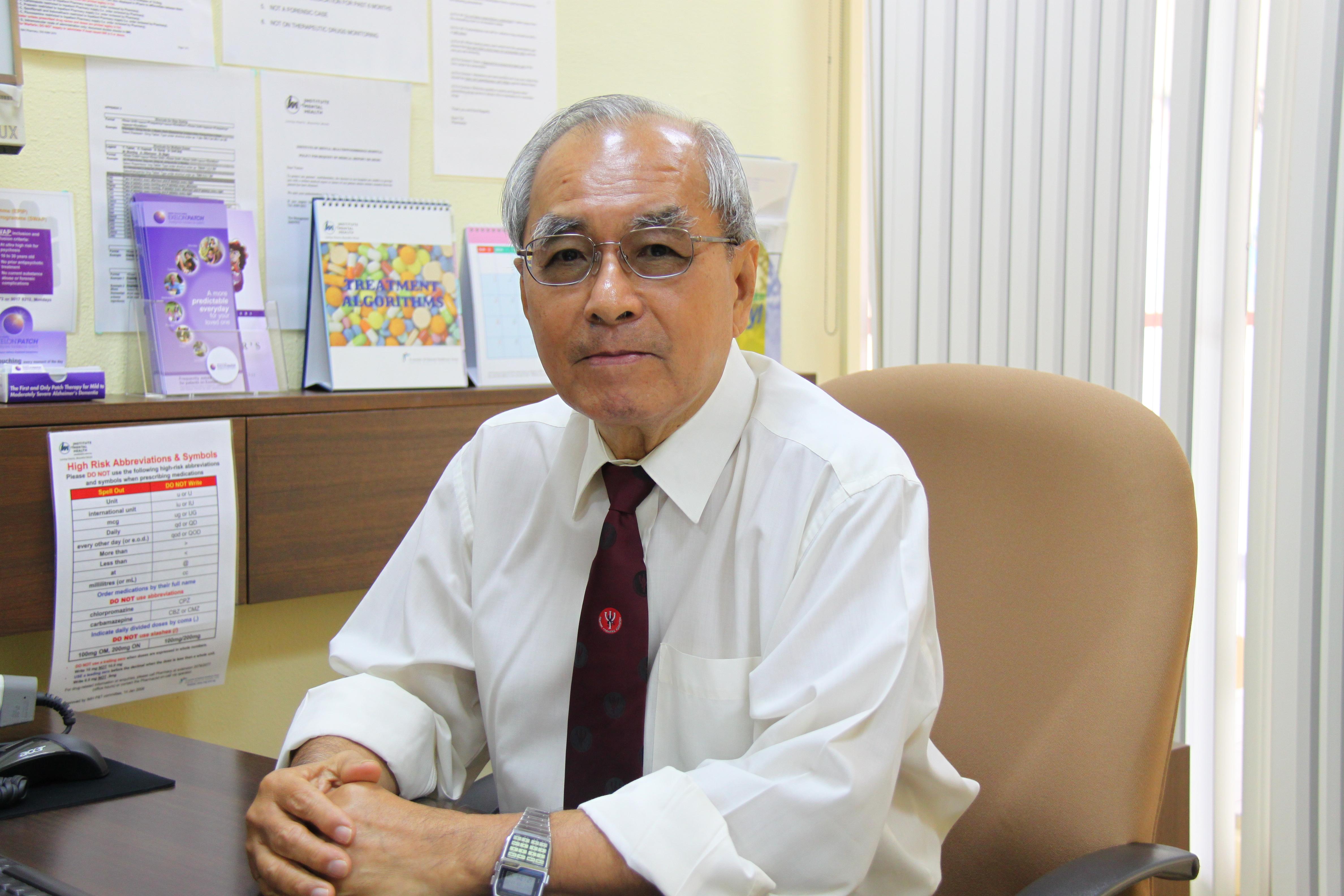 AProf Chee Kuan Tsee