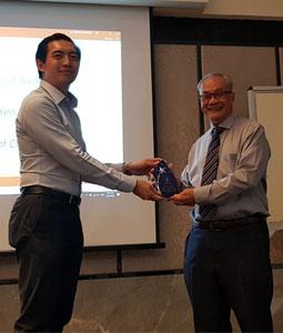 Dr Chiam Peak Chiang