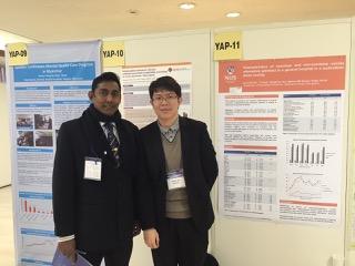 Dr Cyrus Ho Fukuoka Conference pic 1