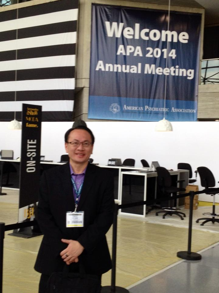Dr Lee APA AGM-2