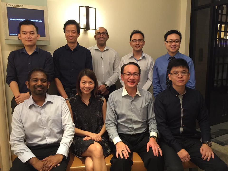SPA 2016 Committee Members
