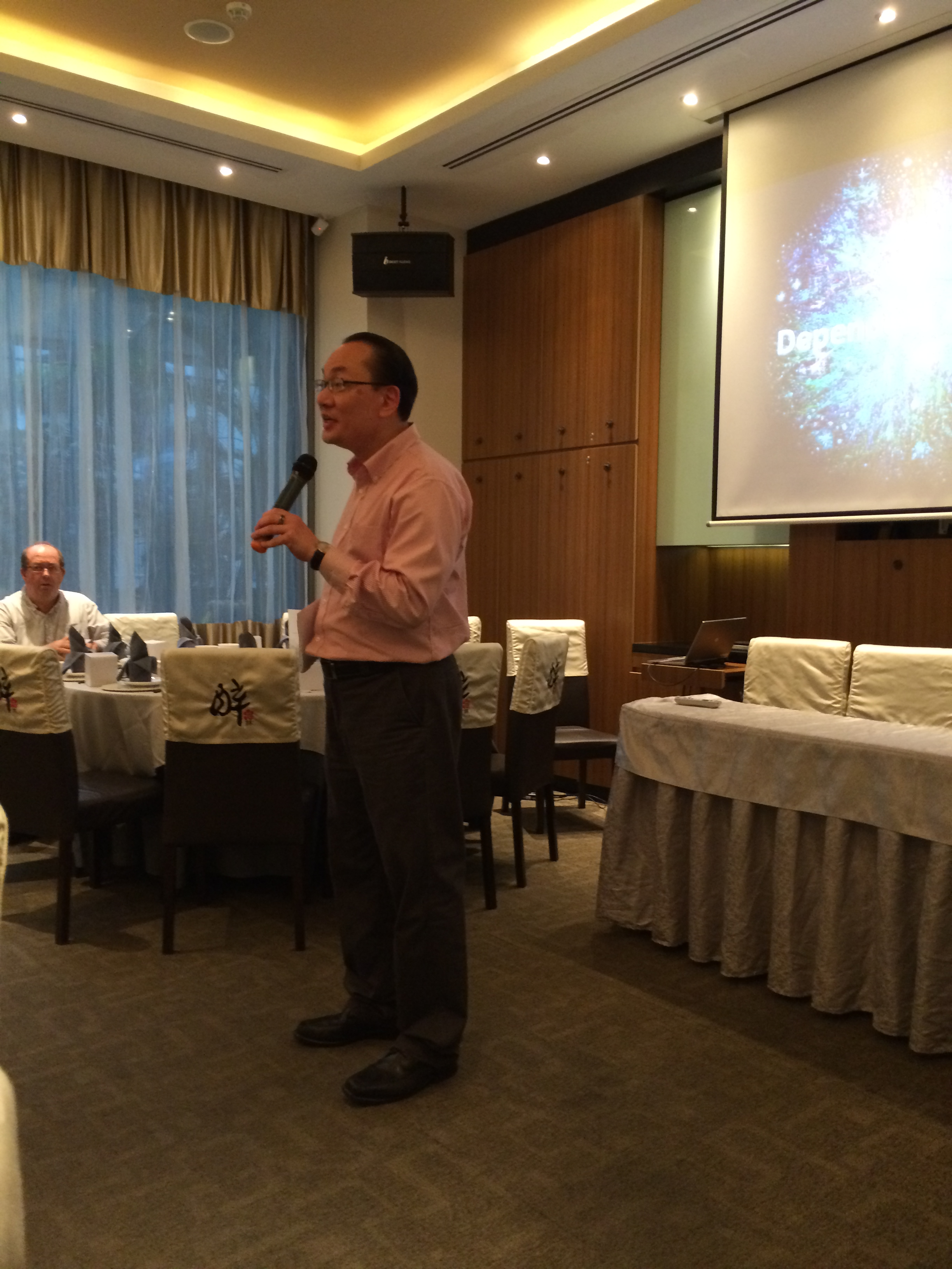 SPA AGM-Opening speech by Dr Lee Cheng