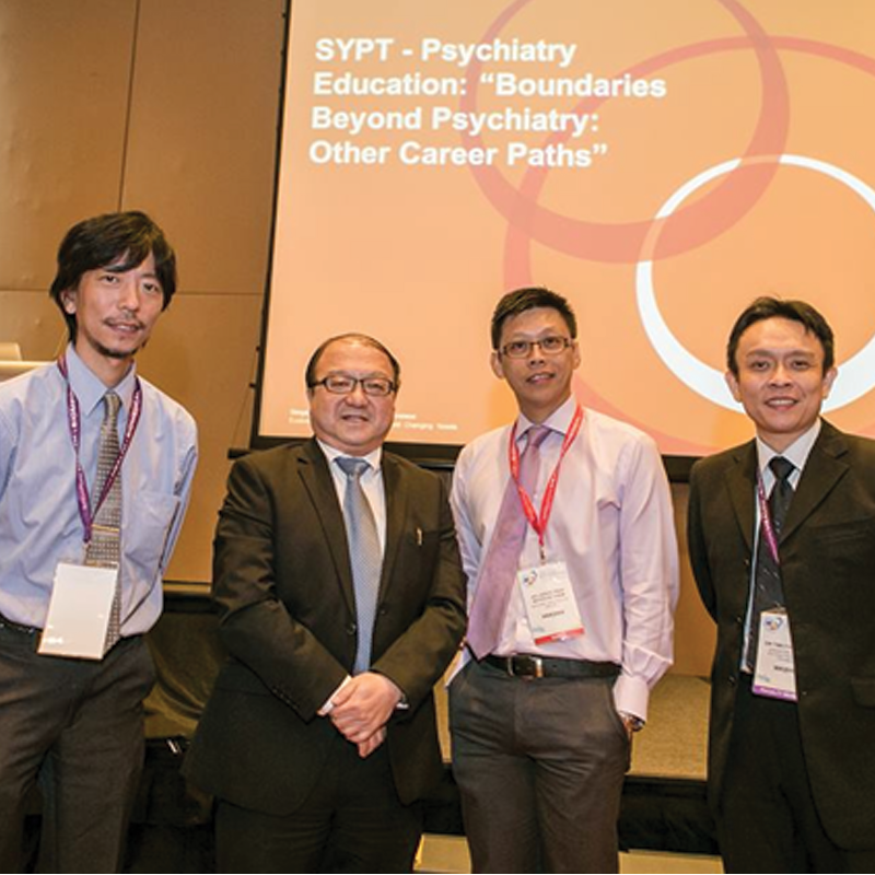 SYPT @ Singapore Mental Health Congress 26 September 2013