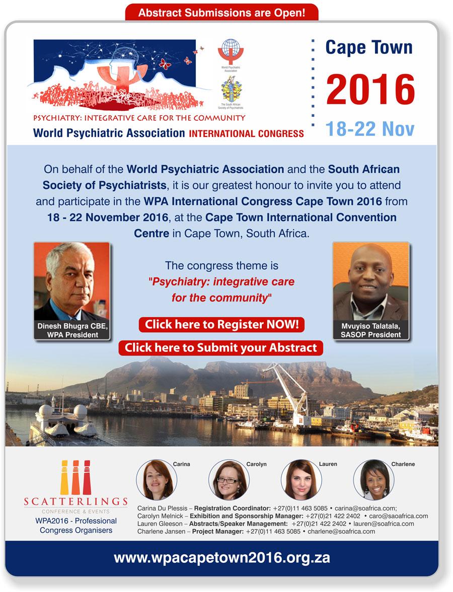 WPA Cape Town 2016