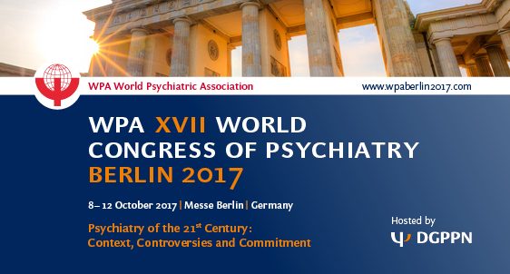 WPA World Congress of Psychiatry Berlin 2017